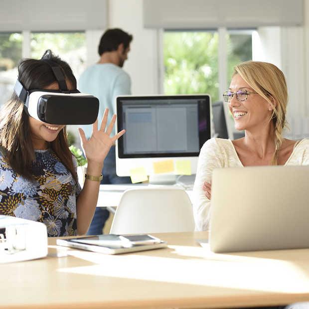 Het 'smartoffice': waar comfort en flexibiliteit samenkomen