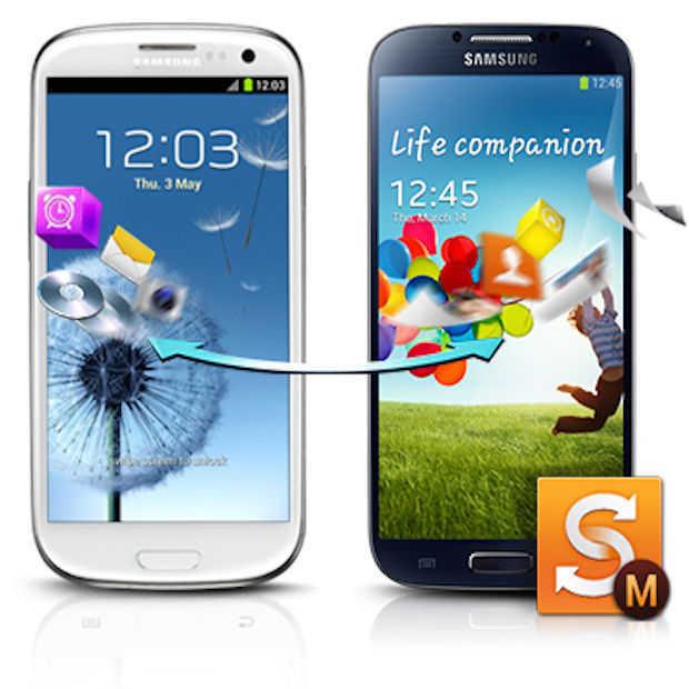 Data overzetten van je oude naar je nieuwe telefoon met Samsung Smart Switch