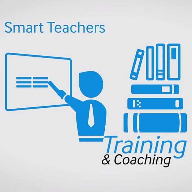 Onderwijs in 2015 kan niet langer zonder een smart classroom en smart teachers