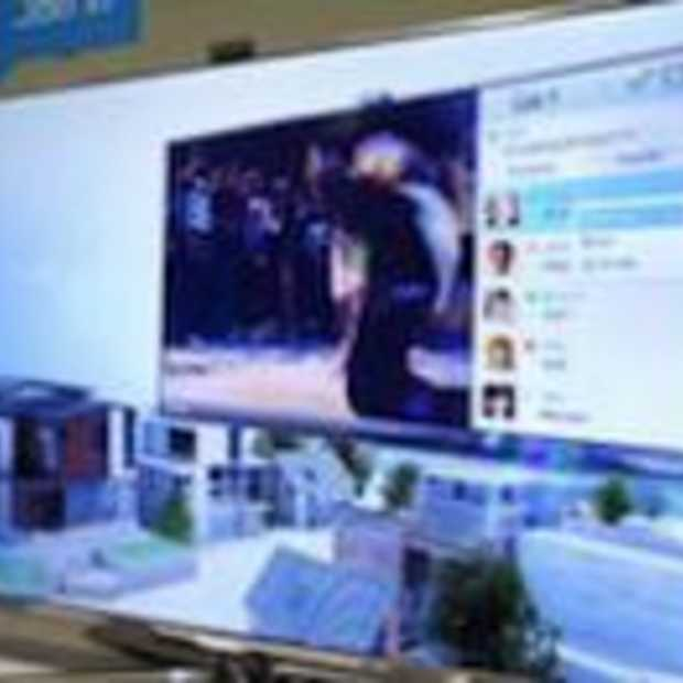 Smart TV combineert internet en TV