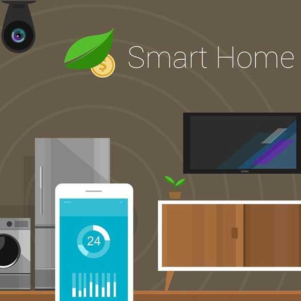 Een met internet verbonden huis brengt ook gevaren met zich mee