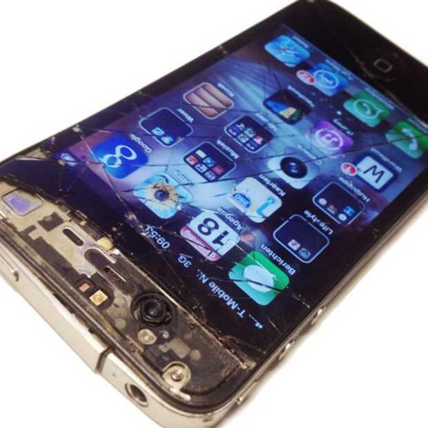 Smartphone gaat steeds langer mee