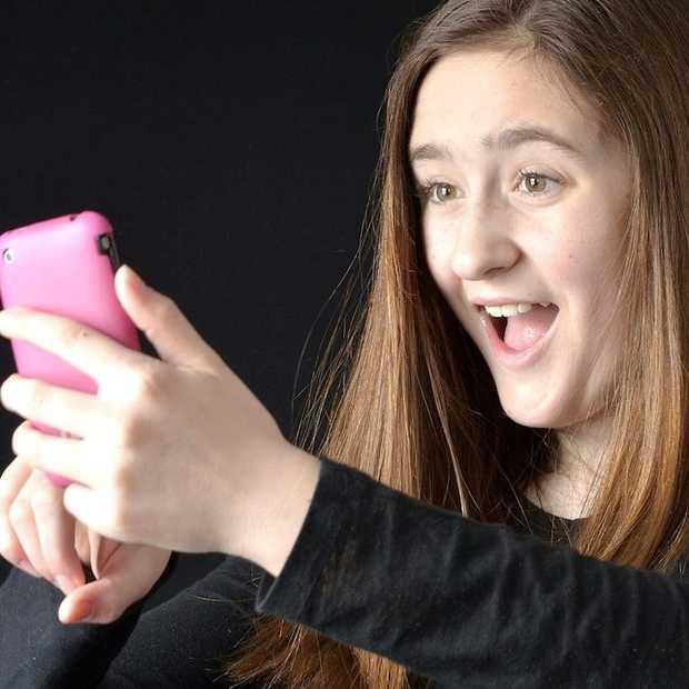 Snapchat vs. Whatsapp, het gebruik onder tieners