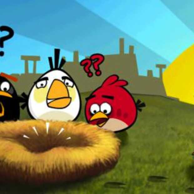 Social Gaming volgende stap Angry Birds