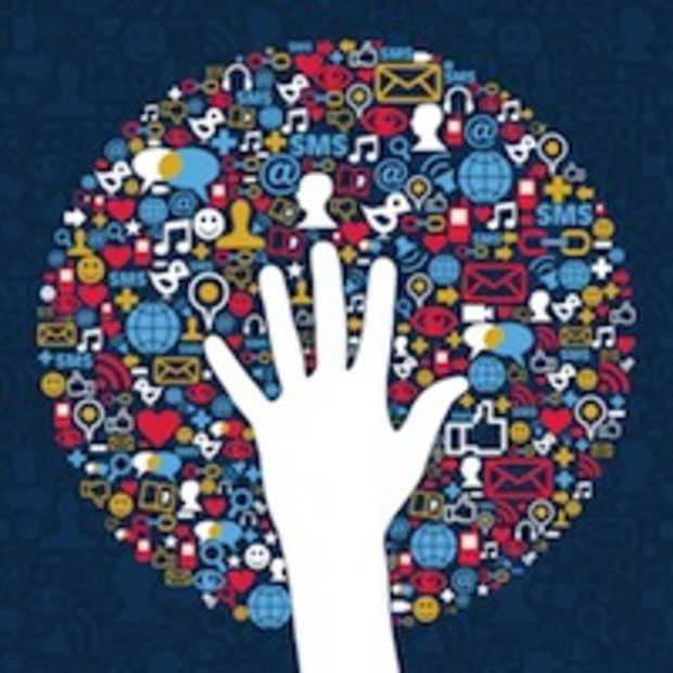 Social media en de telecomindustrie [Infographic]
