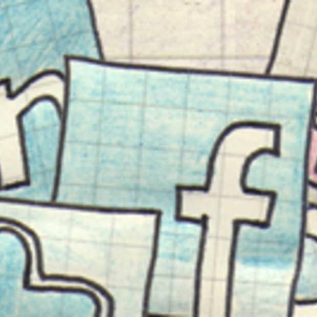 Social media onderzoek 2012