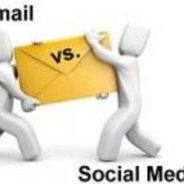 Social voor branding en Email voor conversie
