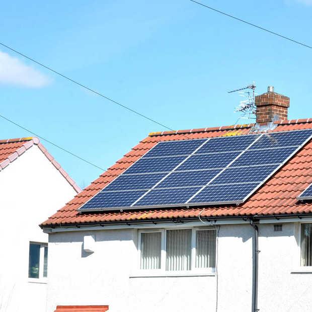 Een andere benadering van zonnepanelen
