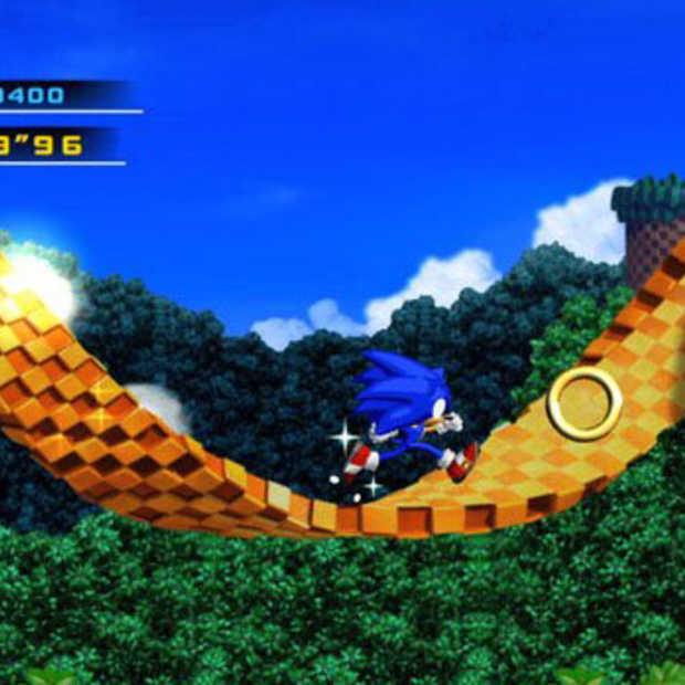 Sonic 4: episode 1 is door de tijd gereisd