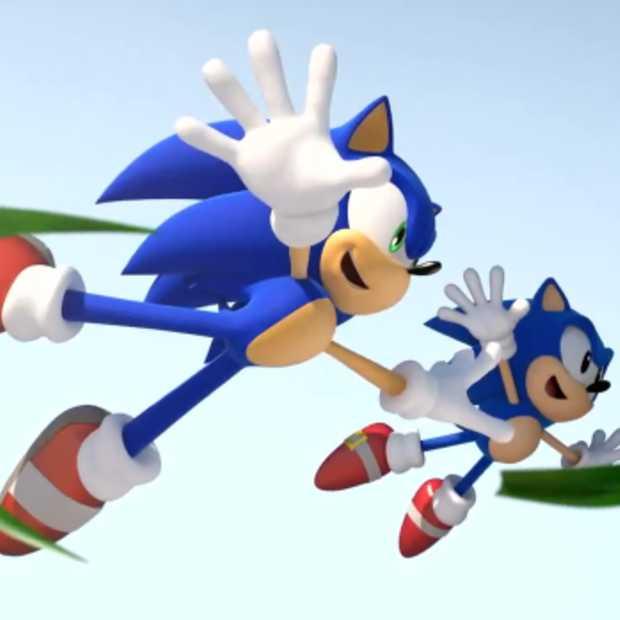 Sonic wordt 20: Sega verzamelt 'the best of' in één game