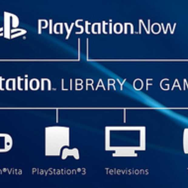 Sony onthult streaming service Playstation Now