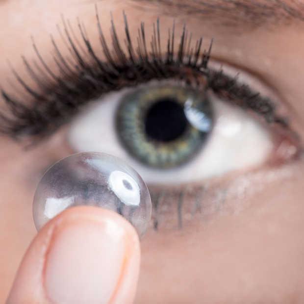 Sony vraagt patent aan voor contactlens met camera
