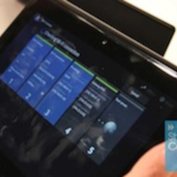 Sony Tablet S en de terugkeer van infrarood in de huiskamer