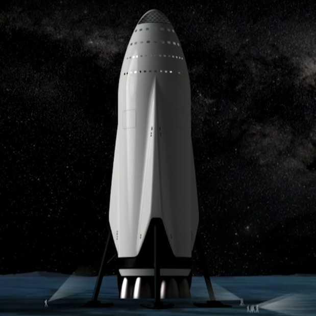 Elon Musk vertelt in 90 seconden hoe wij op Mars komen