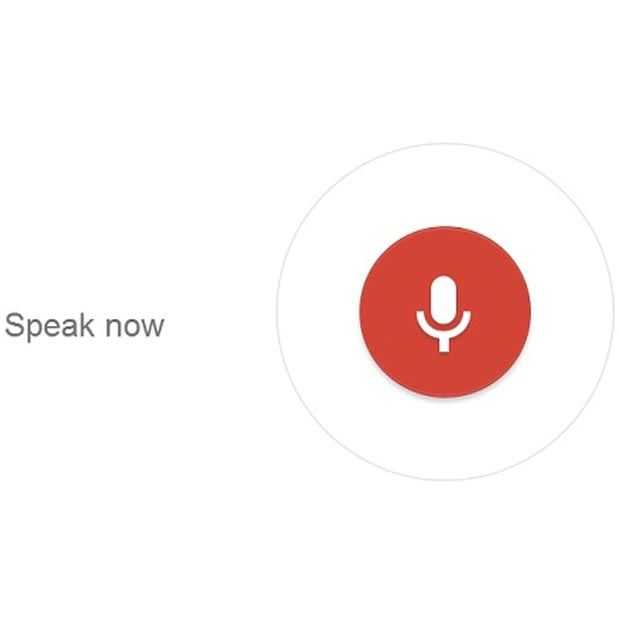 OK Google: Voice Search voor Chrome