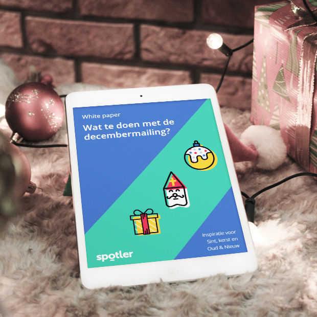 Tips voor een knallende decembermailing!