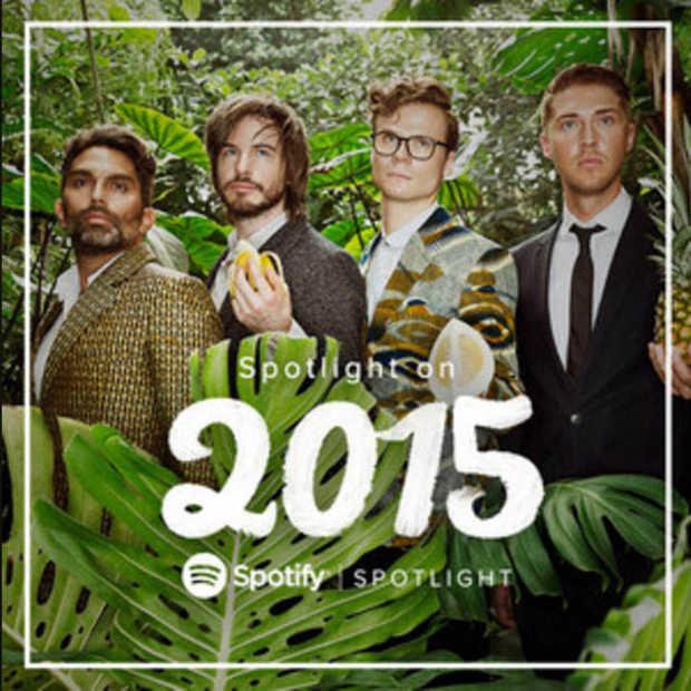 Spotify kijkt vooruit naar 2015 met lijst opkomende artiesten