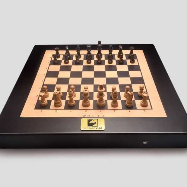Square Off: het Harry Potter schaakspel in het echt
