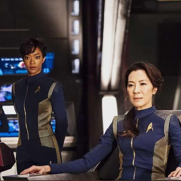 Star Trek is terug met nieuwe serie op Netflix: Discovery