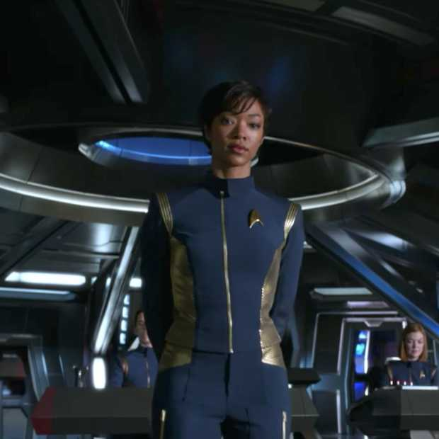 Sneak peek: Star Trek - Discovery op Netflix