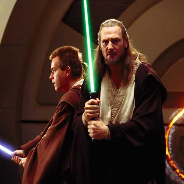 Neem een kijkje in het leven van een Jedi!