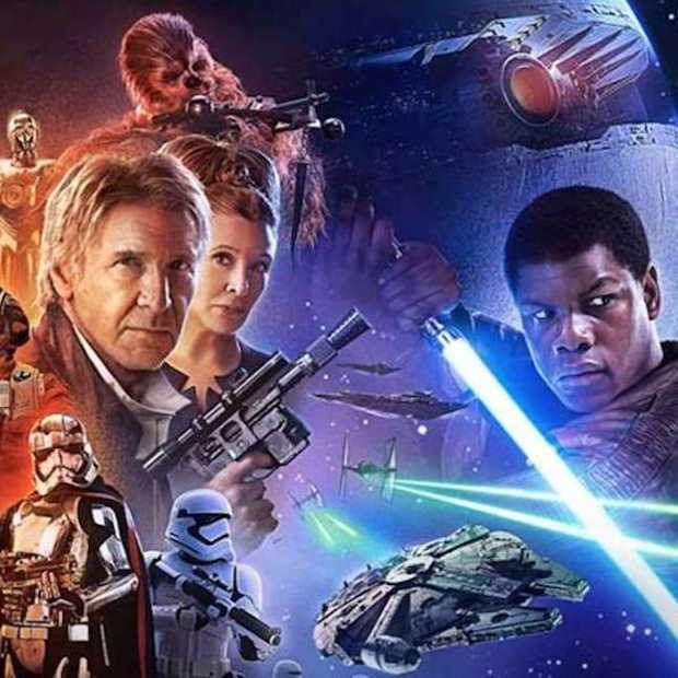 Star Wars: The Force Awakens breekt nu al records!
