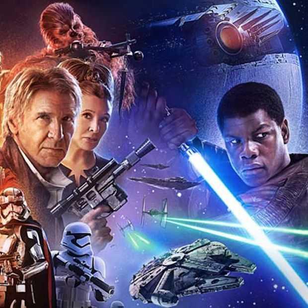 Star Wars breekt het internet