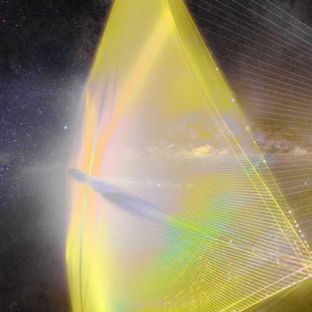 NASA en Stephen Hawking beginnen aan bouw supersnel ruimteschip