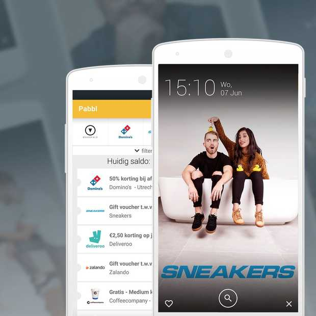 Nederlandse Start-up Pabbl ontwikkelt lock-screen advertising