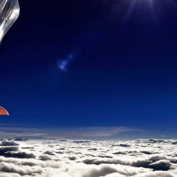 "Startup wil met ballon richting ""Edge of Space"""