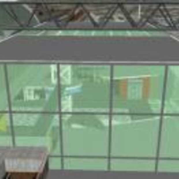 Station Leiden geopend op Google Earth
