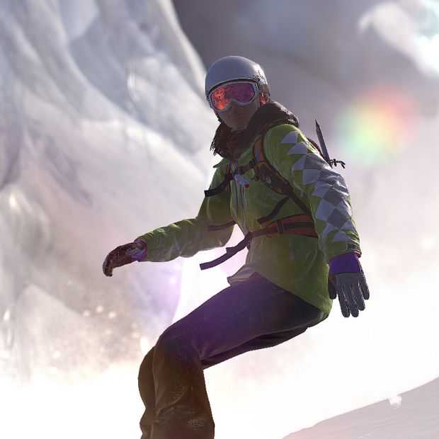 Steep: extreme sports game met hoge toppen