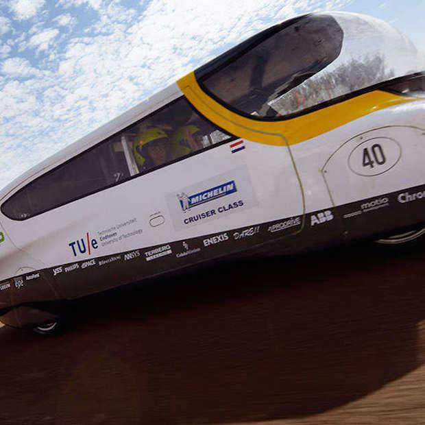 Solar Team Eindhoven wint eerste Driven Award