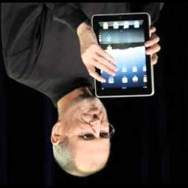 Steve Jobs in een Anti-Google speech