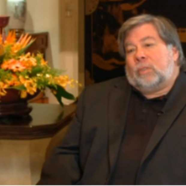 Steve Wozniak over Microsoft, Samsung en Apple