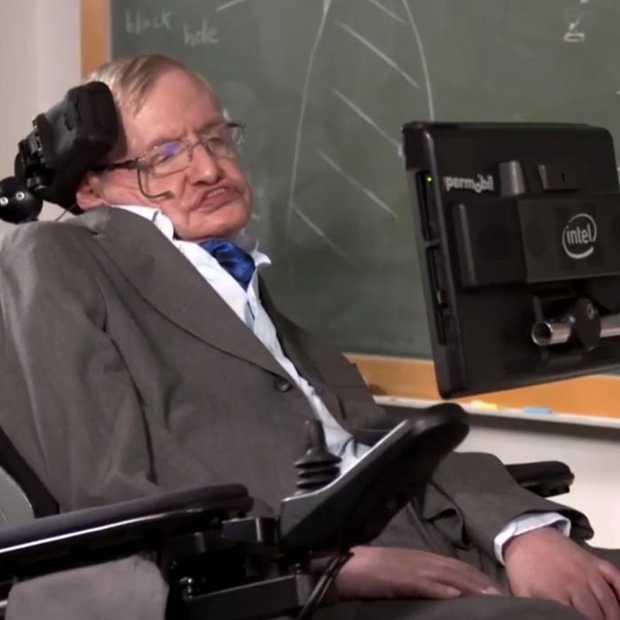 Virgin Galactic neemt Stephen Hawking mee de ruimte in