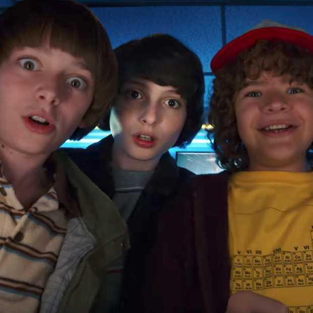 Stranger Things krijgt een derde seizoen op Netflix