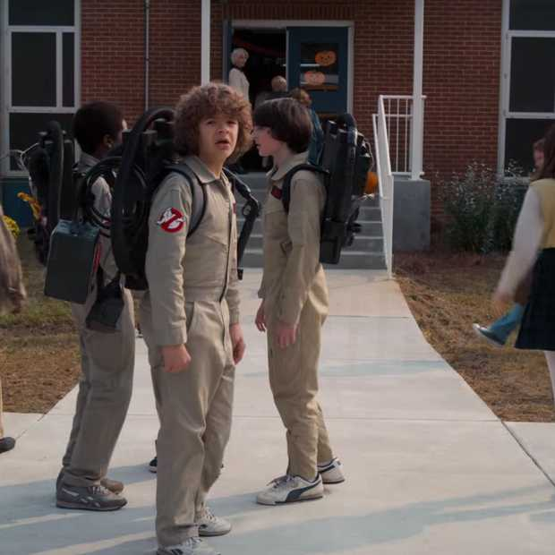 Dit is de teaser trailer van Stranger Things seizoen 2