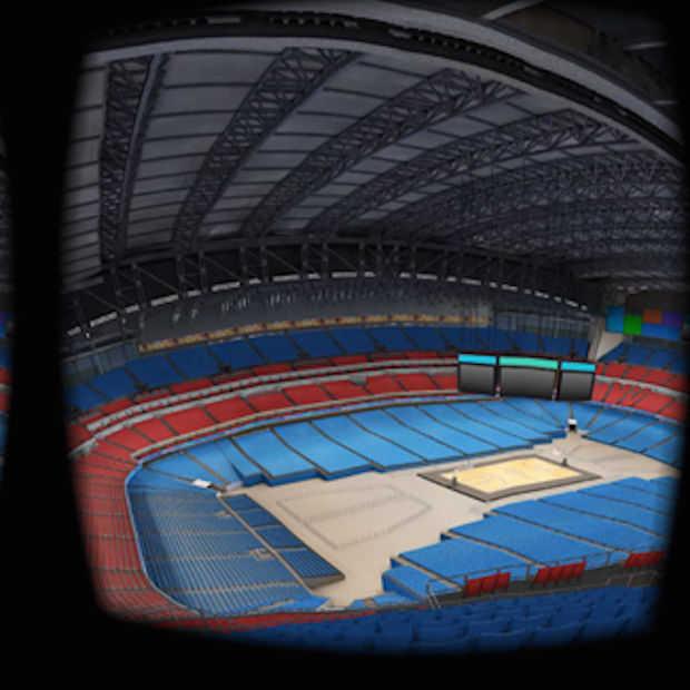 Deze ticketwebsite laat jouw plaats zien door middel van virtual reality