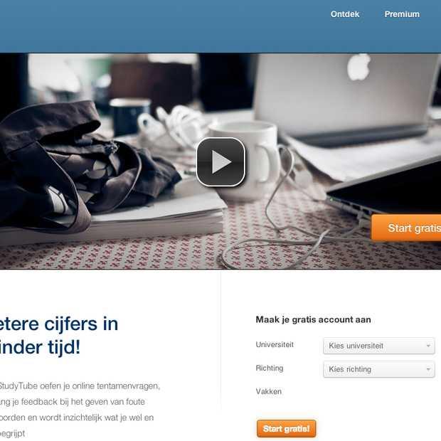 StudyTube haalt half miljoen euro seed funding op bij venture capitalist HENQ Invest