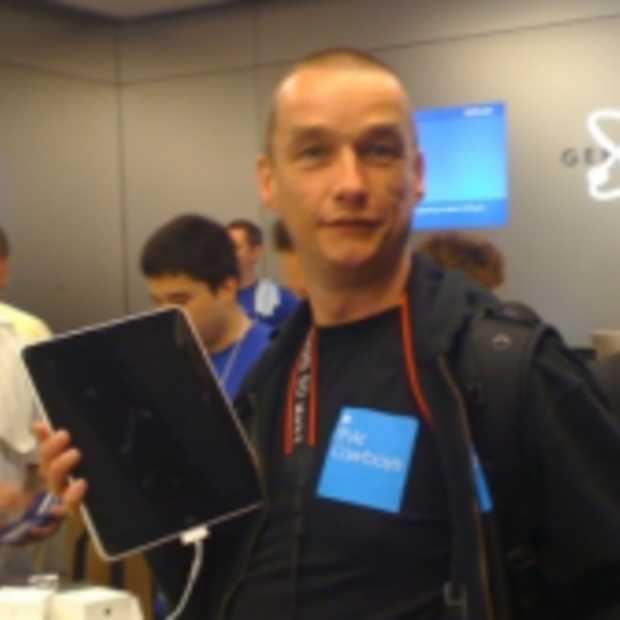 StyleCowboy haalt iPad in Florida; ik tik eitje