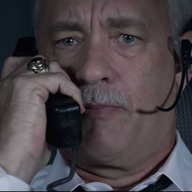 Eerste trailer Sully met Tom Hanks