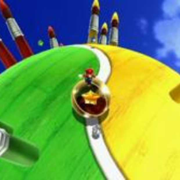 Super Mario Ball? Of toch Galaxy 2?