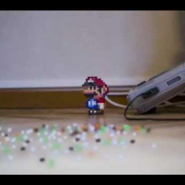 Super Mario Beads 3