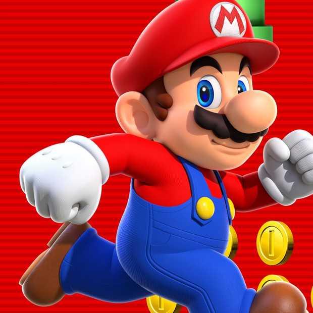 Vanaf december kun je Super Mario Run spelen op je iPhone