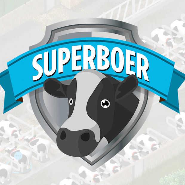 Superboer: gokken op melkproductie in educatieve game