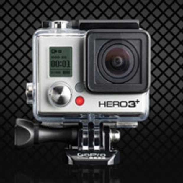 Surfen, Skiën en Skydiven hebben van GoPro de best verkopende camera ooit gemaakt