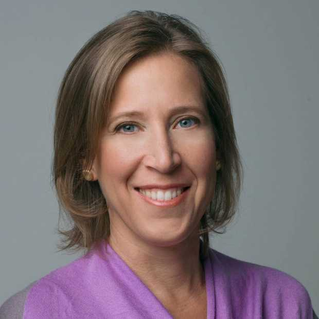 Susan Wojcicki is Youtube's nieuwe CEO