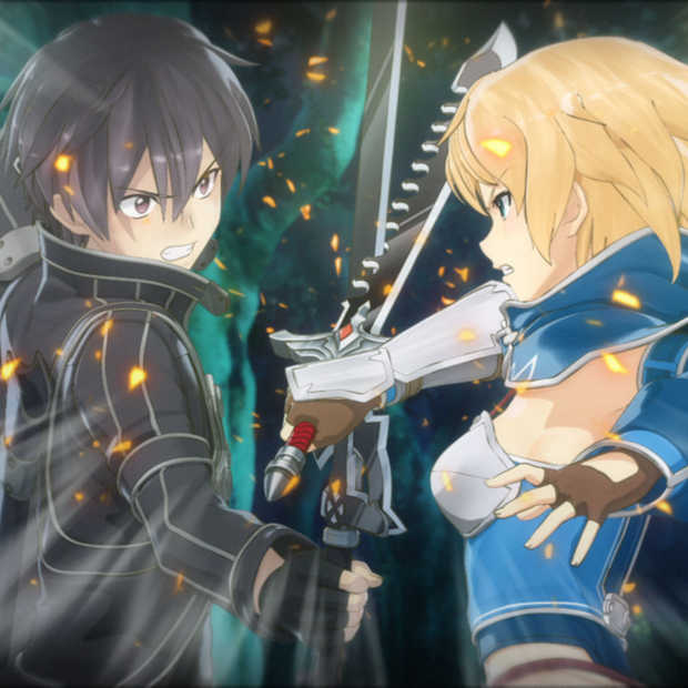 Sword Art Online Re: Hollow Fragment: een holle ervaring