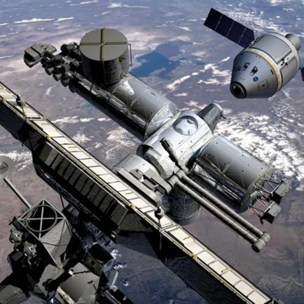 SXSW: Social Media in Space